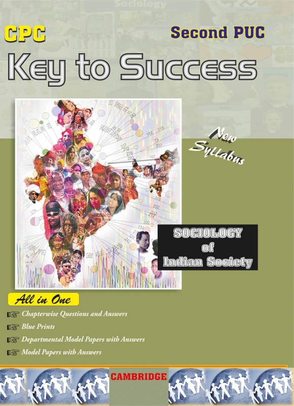 Second Year Puc Sociology(Paperback, CPC, CONTACT US-080 2323 2844)