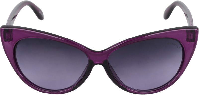 Laurels Cat-eye Sunglasses(Violet) image