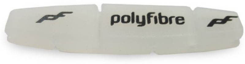 Polyfibre Long Dampener(White, Pack of 1)