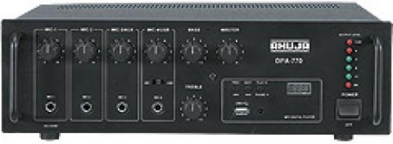 Ahuja DPA-770 75 W AV Power Amplifier(Black)