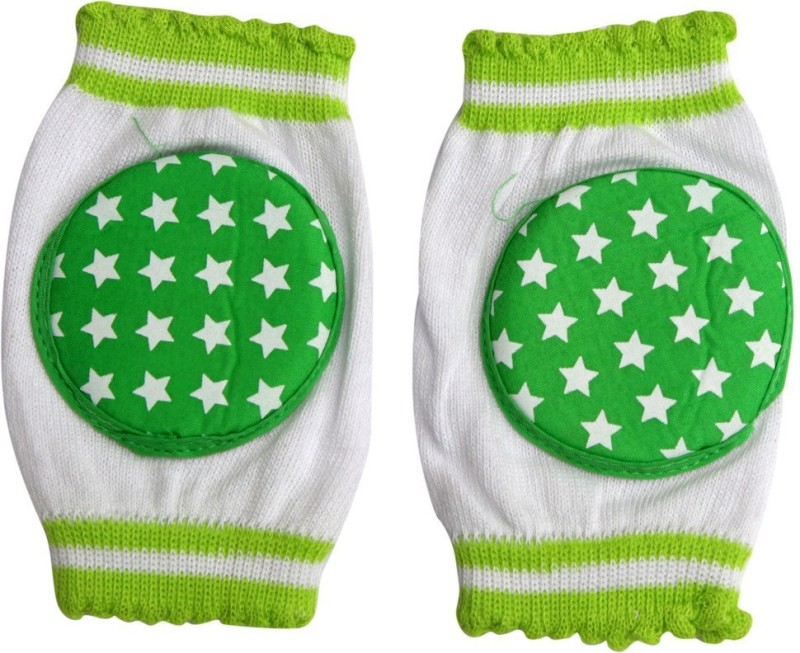 Dazzle BABY KNEEPAD KNEEGUARD Green Baby Knee Pads(STAR)