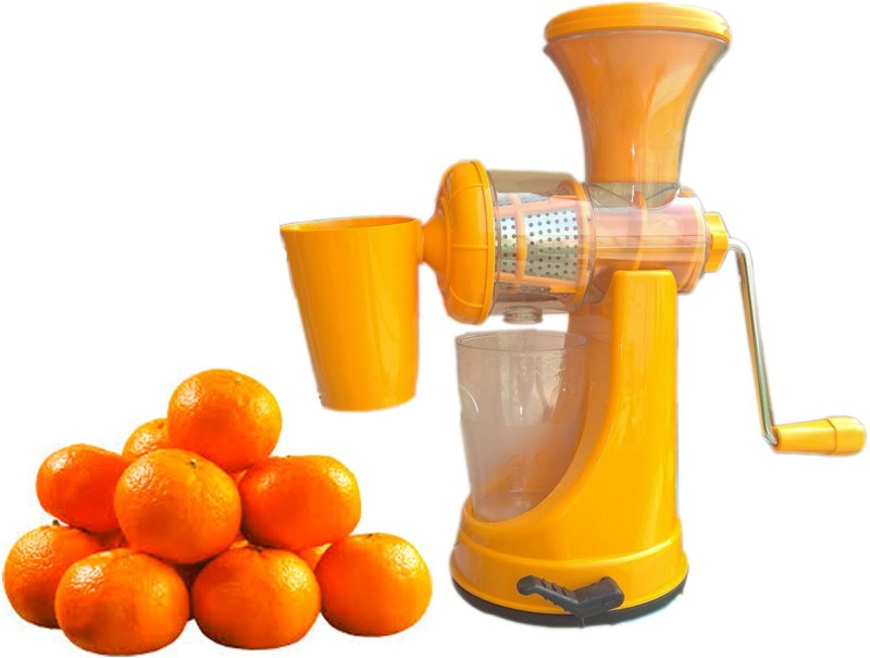 Ambition 01 0 Juicer Mixer Grinder(Orange, 1 Jar)