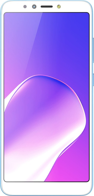 Infinix HOT 6 Pro (City Blue, 32 GB)(3 GB RAM)