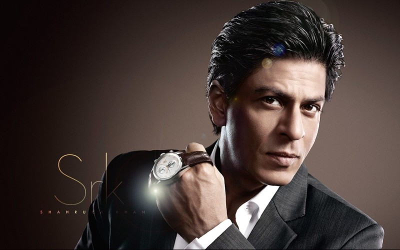 Myimage Handsome Shahrukh Khan Digital Printing Poster (12.0 inch x 18.0 inch) Paper Print(12 inch X 18 inch, Rolled)