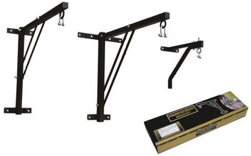 Xpeed Heavy Duty Boxing Stand(Steel, Black)