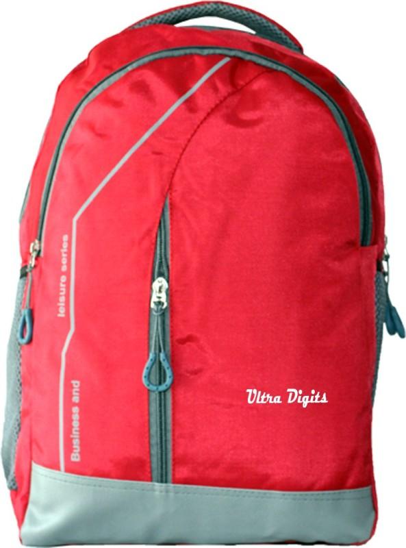 Ultra Digits UD-RG Waterproof Backpack(Red, 20 L)