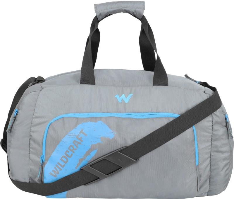 Wildcraft Flip Duf 2 Travel Duffel Bag(Grey)