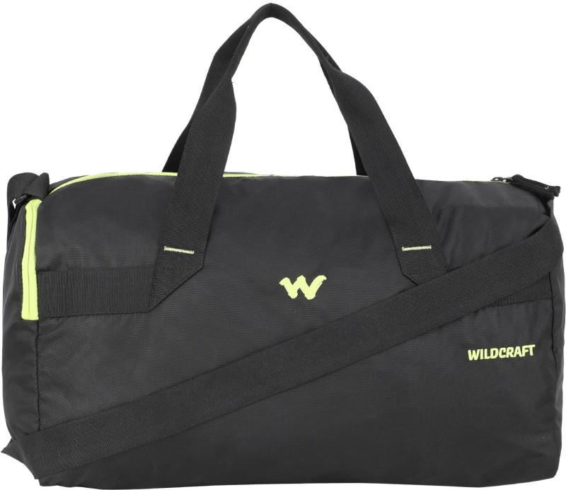 Wildcraft Flip Duf 1 Travel Duffel Bag(Black)
