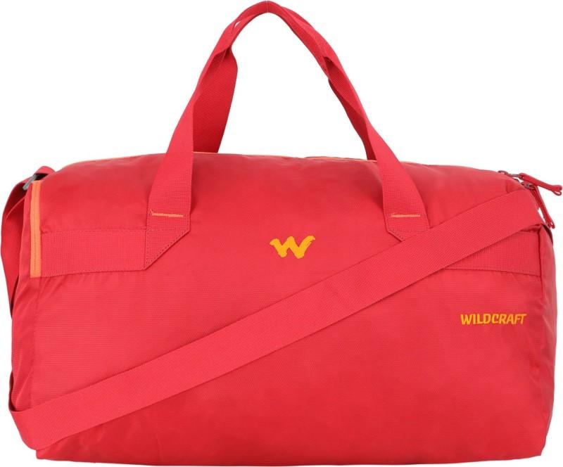 Wildcraft Flip Duf 1 Travel Duffel Bag(Red)