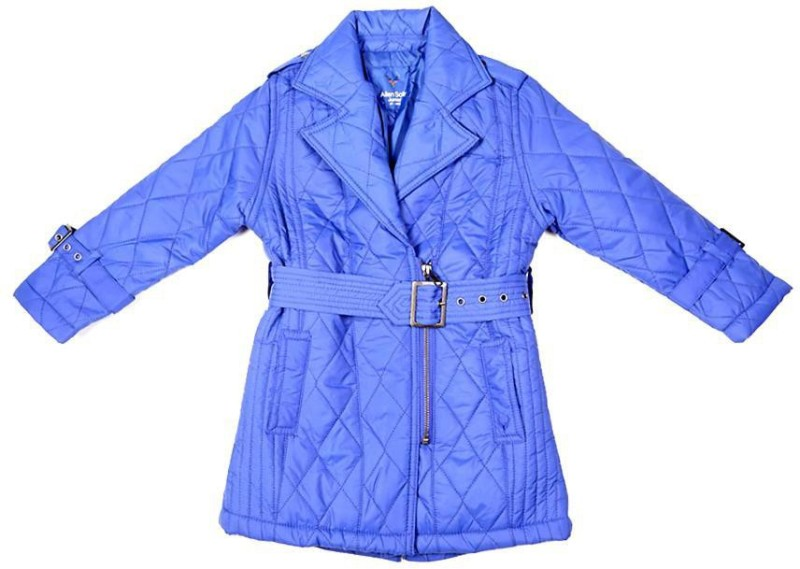 Allen Solly Full Sleeve Solid Girls Jacket