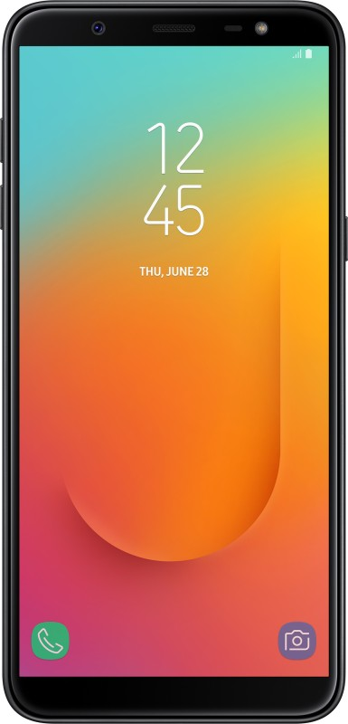Samsung Galaxy J8 (Black, 64 GB)(4 GB RAM)
