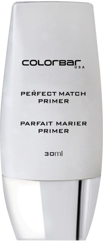 Colorbar Perfect Match Primer - 30 ml(Transparent)