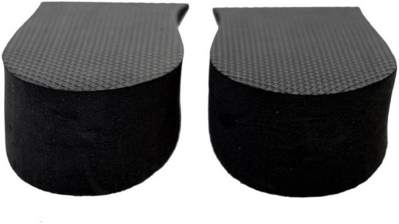 Xeekart 3.5 cm Height Increasing Shoes Insoles (Black) PU Foam Heel Regular Shoe Insole(Black)