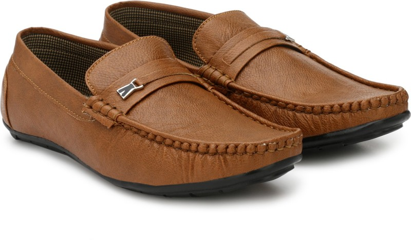 Provogue Loafers For Men(Tan)