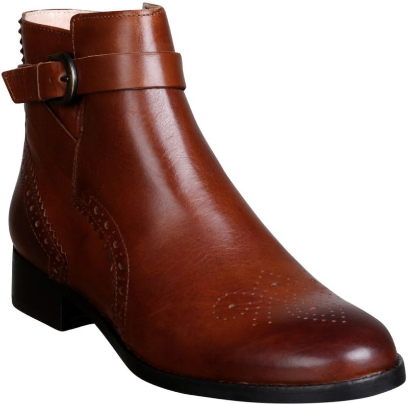 Clarks Boots For Women(Tan)
