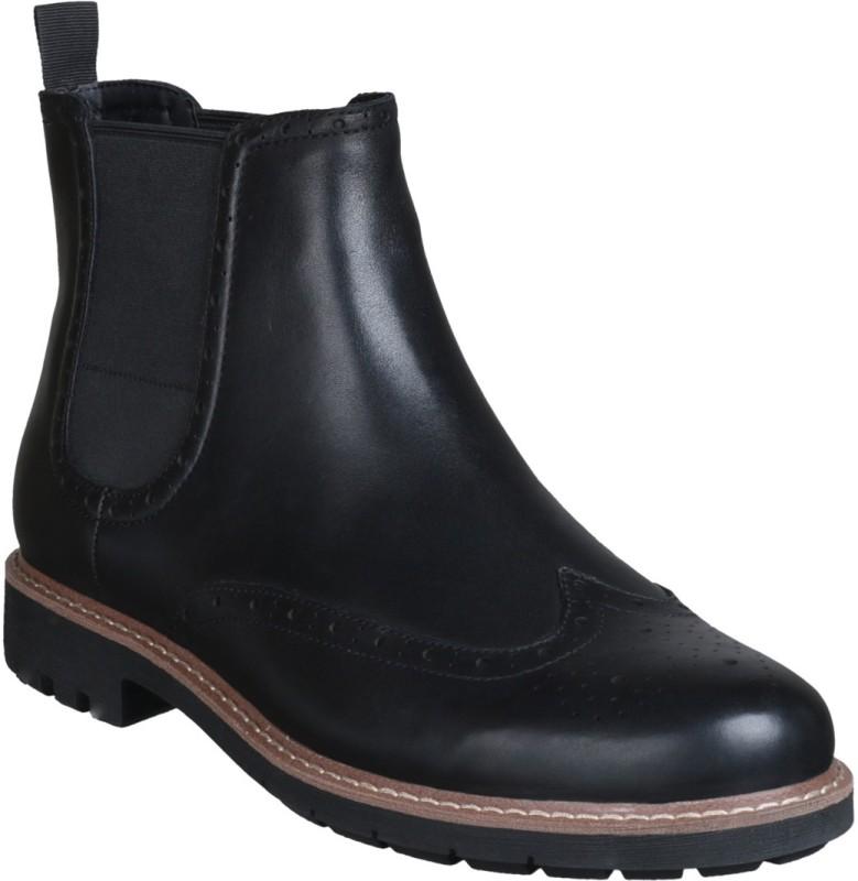 Clarks Boots For Men(Black)