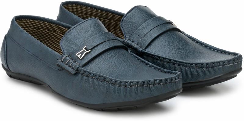 Provogue Loafers For Men(Blue)