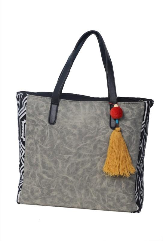 Karpasam Women Multicolor Hand-held Bag