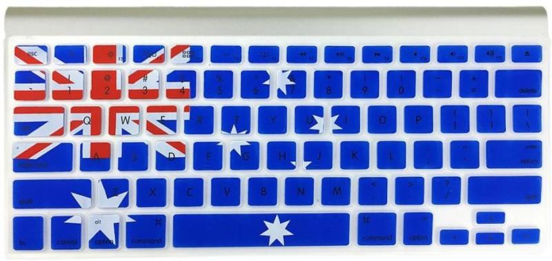 Tobo Keyboard Cover laptops Keyboard Skin(Blue)