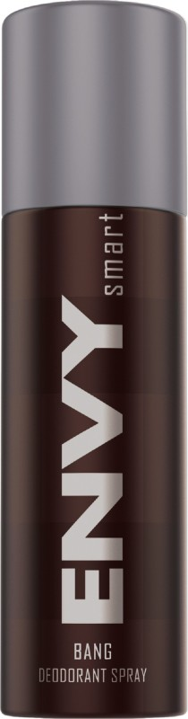 envy Smart Bang Deodorant Spray - For Men(135 ml)