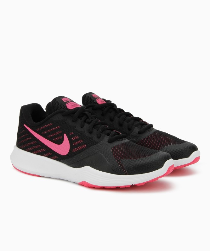 Nike WMNS NIKE CITY TRAINER Training & Gym Shoes For Women(Black)