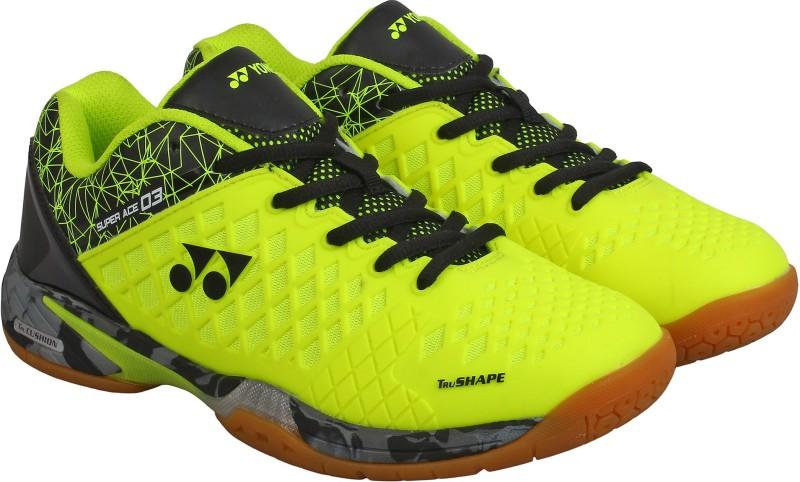 Yonex Badminton Shoes For Men(Blue)
