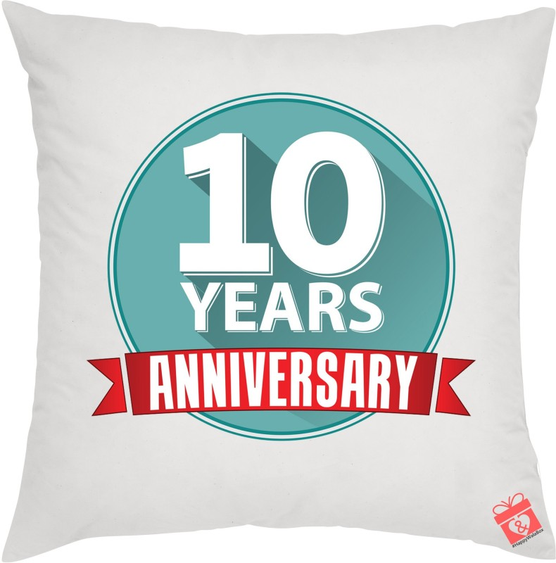 ME&YOU Printed Decorative Cushion Pack of 1(Multicolor)