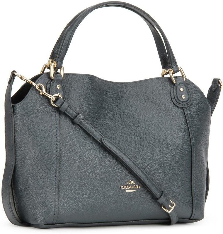 Coach Women Beige Shoulder Bag