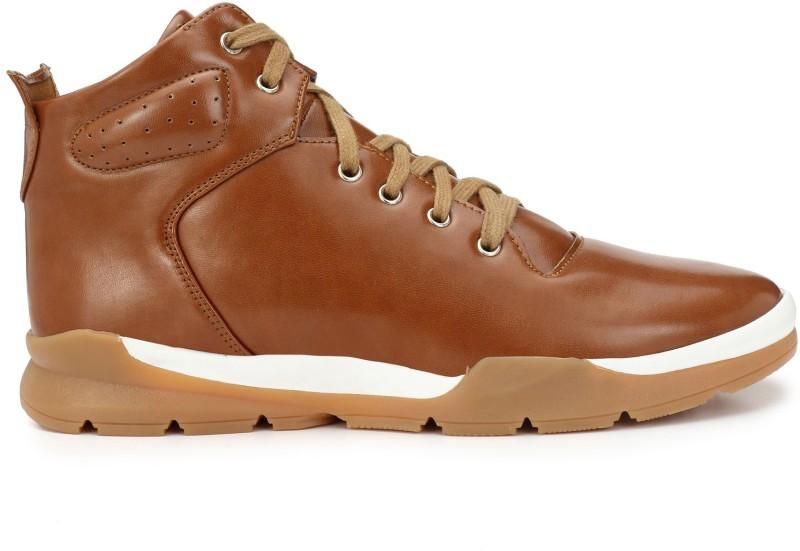 Guava Boots For Men(Tan)