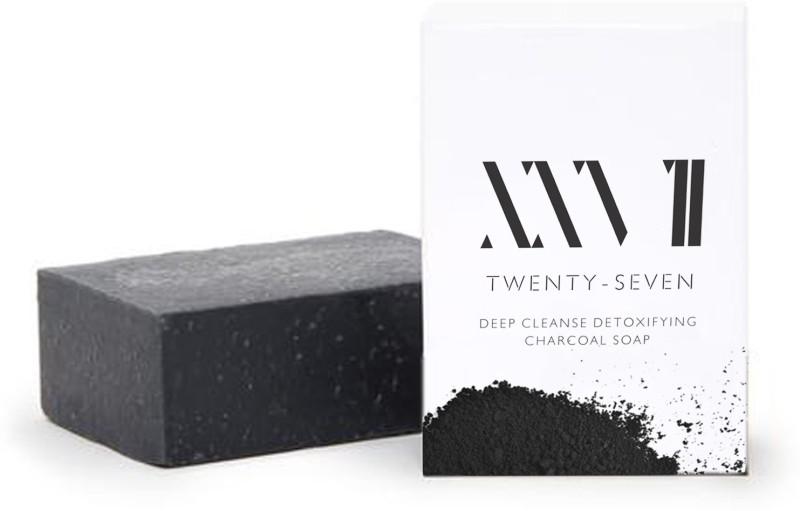 27 Cosmetics Deep Clean Detoxifying Charcoal Beauty Bar(100 g)