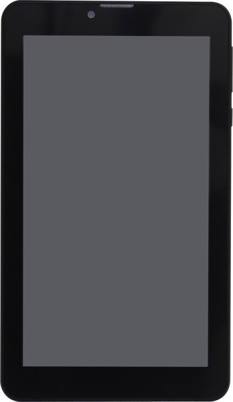 iBall Slide Iris Drishti 8 GB 7.0 inch with Wi-Fi+3G Tablet (Rugged Black)