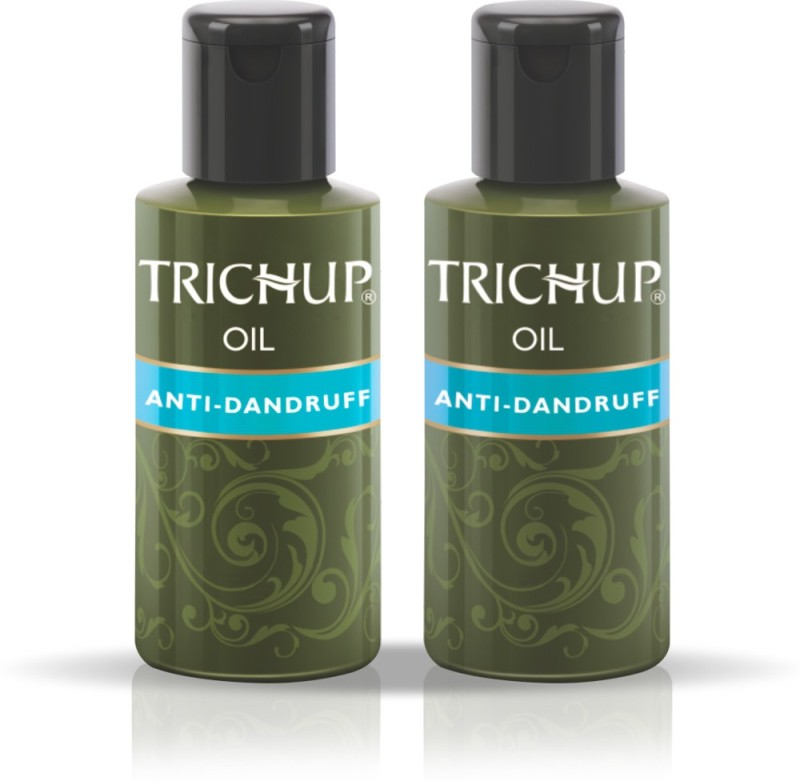 Trichup Anti-Dandruff Oil 100 ml (Pack of 2) Hair Oil(100 ml)