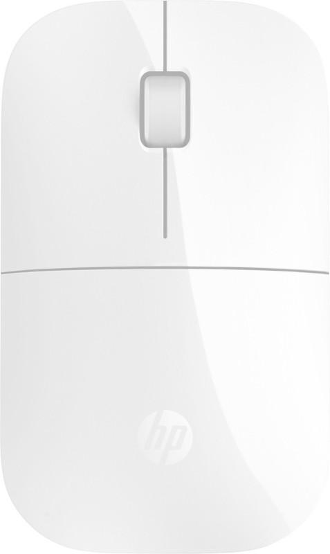 HP Z3700 Wireless Optical Mouse(USB 2.0, White)