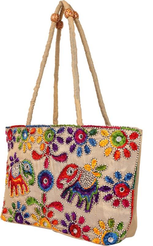 Craft Trade Beige Shoulder Bag
