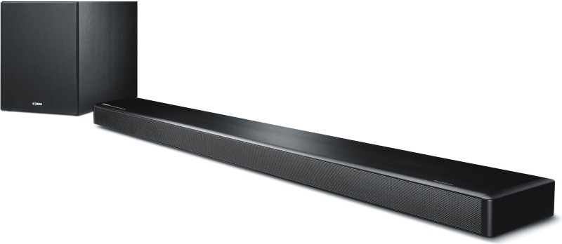 Yamaha YSP-2700 107 W Bluetooth Soundbar(Black, 2.1 Channel)