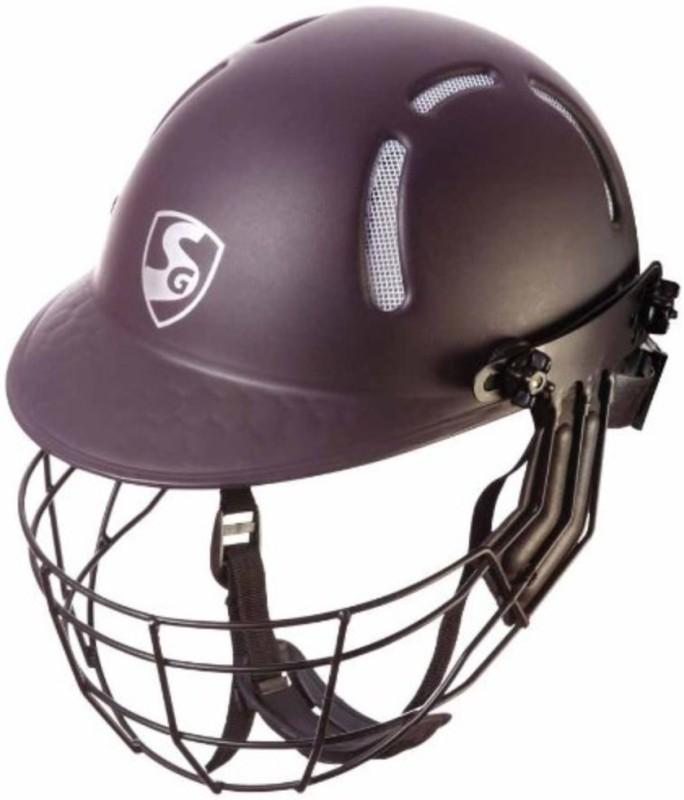 SG AEROTECH Cricket Helmet(Blue)