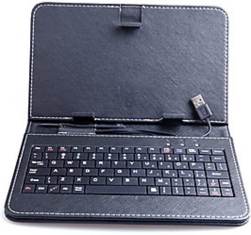 ACCESSOREEZ Wired USB Tablet Wired USB Tablet Keyboard(Black)
