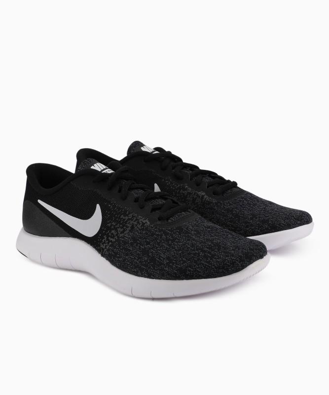 Nike WMNS NIKE FLEX CONTACT Running Shoes For Women(Black)