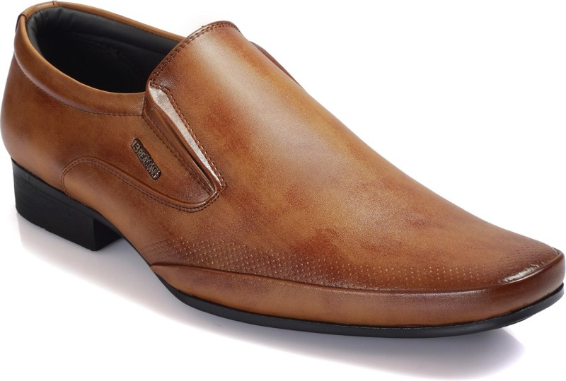 13 REASONS 1775 Slip On For Men(Tan)
