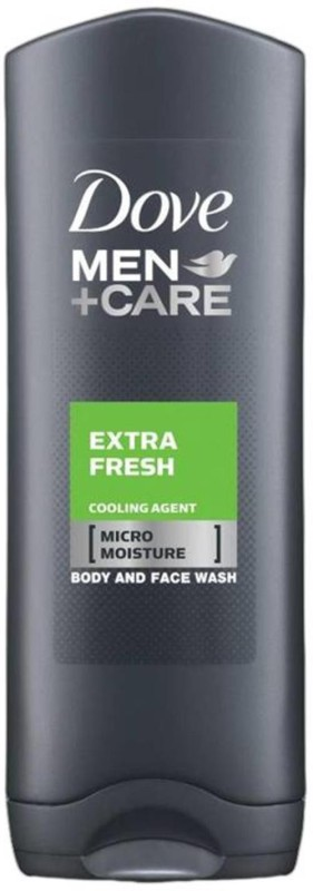 Dove Men+Care Body & Face Wash, Extra Fresh - 250ml(250 ml)