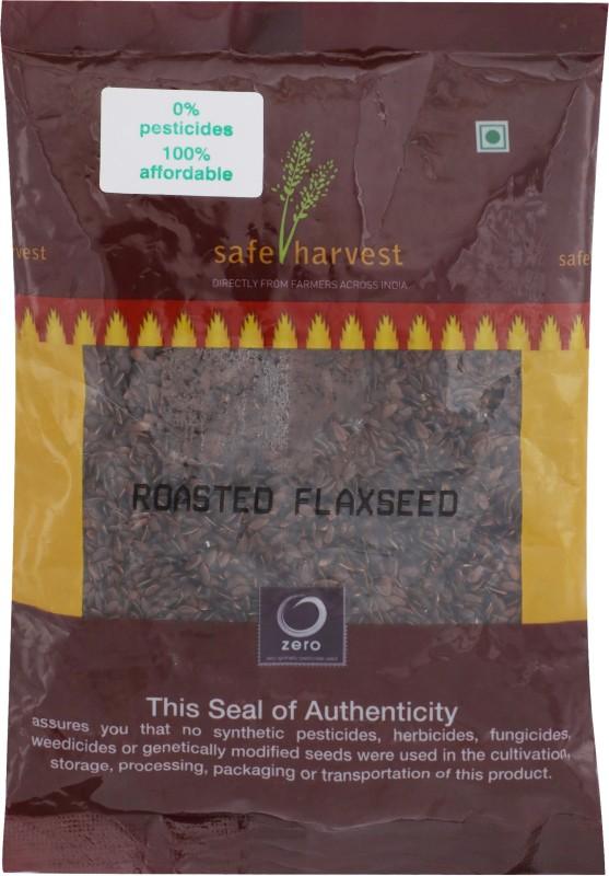 Safe Harvest Roasted Flax Seeds(200 g)