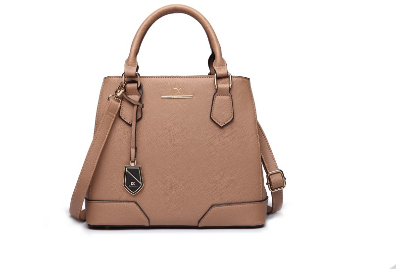 Diana Korr Hand-held Bag(Tan)