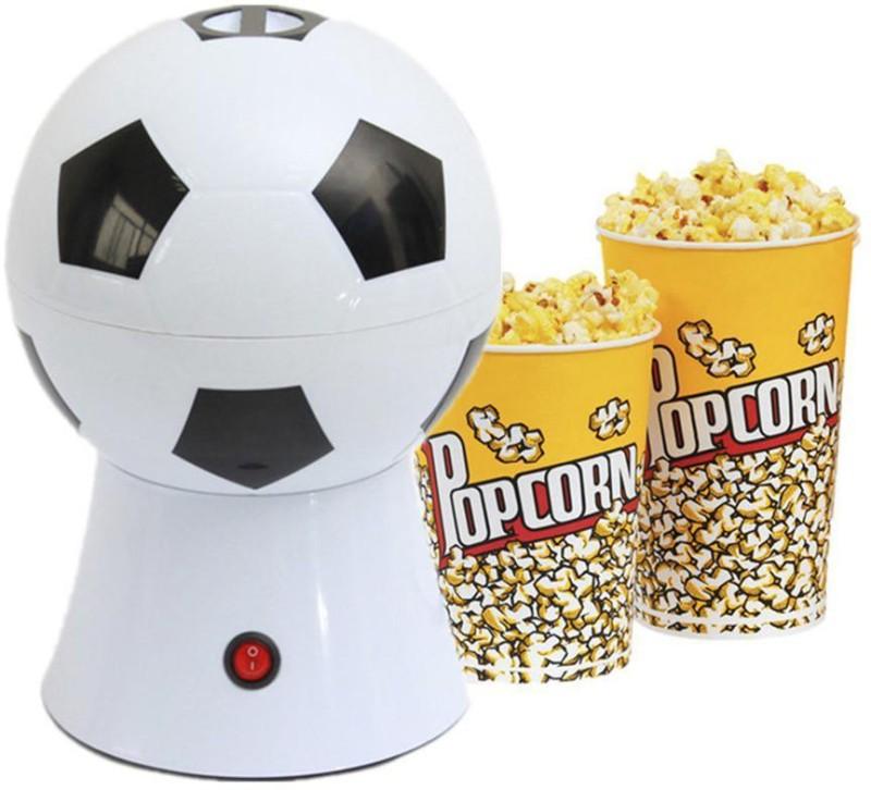 Zagmagat Popcorn Maker MP-2200 0.27 L Popcorn Maker(White, Black)