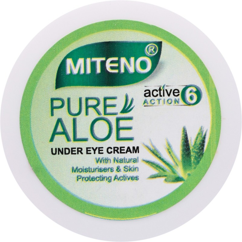 MITENO Pure Aloe Under Eye Cream(20 g)