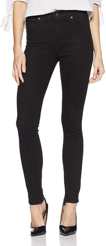 Levis Skinny Women Black Jeans