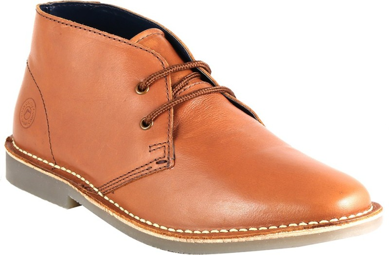 Urban Country Lace Up For Men(Tan)