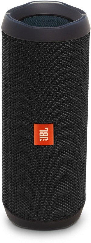 JBL Flip 4 Portable Bluetooth Speaker(Black, Stereo Channel)