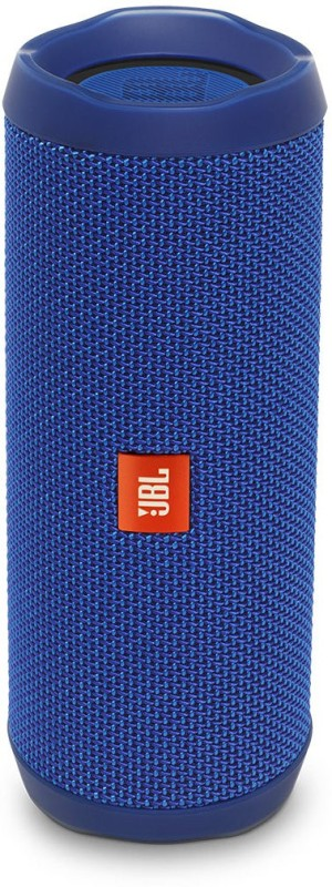 JBL Flip 4 16 W Portable Bluetooth Speaker(Dark Blue, Stereo Channel)