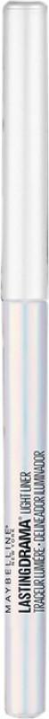 Maybelline Lasting Drama Light Liner Eye Pencil 0.28 g(White Lustre)