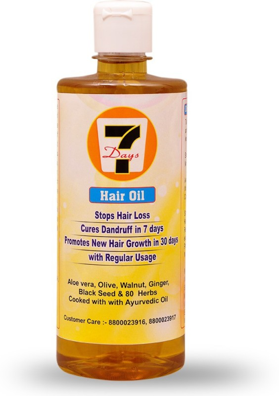 7DAYS 7 Days Hair Oil 200ml Hair Oil(200 ml)